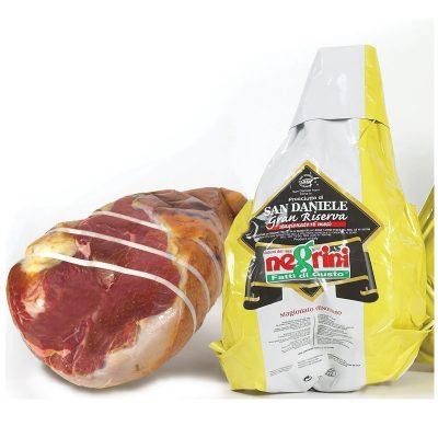 Prosciutto S.daniele Dop Riser 8kgx1ud (dis/leg)