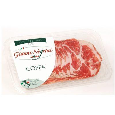 Coppa Parma 80g X 6ud Negrini