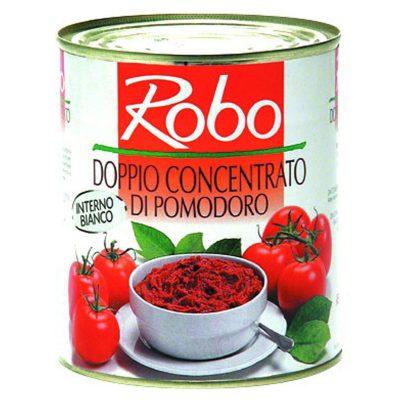 Doppio Concent Pomodoro 2kg 6u Robo