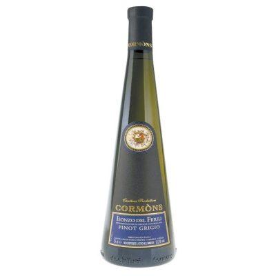 Pinot Grigio Friuli 0,75l 12u Cormons