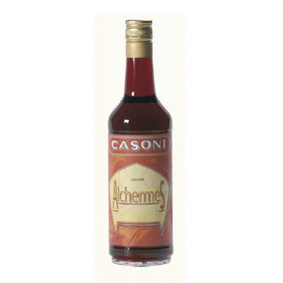 Alchermes 0,70l 6u 21% Casoni