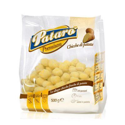 Chicche Di Patata 0,5kg 8u Pastaio