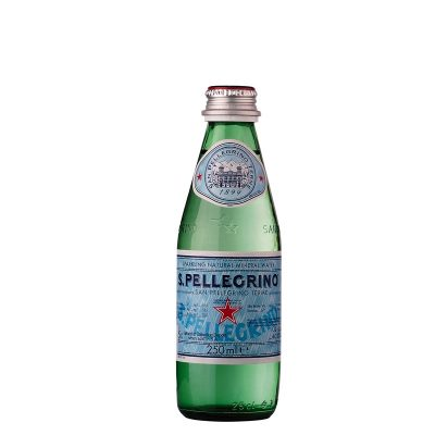 Agua 250 Ml X 24 Uds San Pellegrino