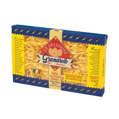 Fettucine (tagliatelle) 0,25kg 20u Granarolo