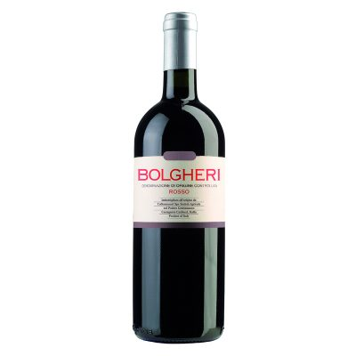 Bolgheri Rosso Doc 0,75l X 6ud