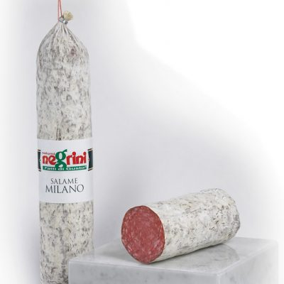 Salame Milano 1,5kg X 2ud Negrini