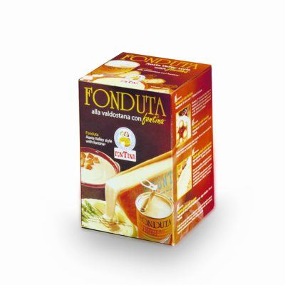 Fonduta Con Fontina 0,4kg 6u Prod Font