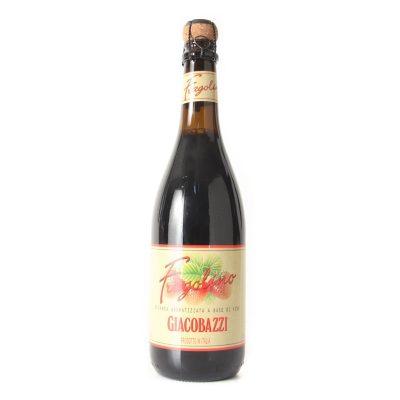 Fragolino 0,75l 6u Giacobazzi