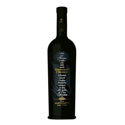 Vermouth Classico Rosso 0,75 6u 16% Martelletti