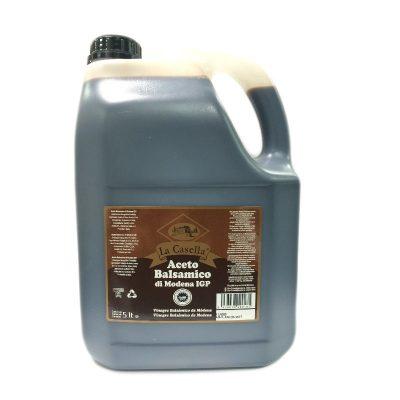 Aceto Balsamico Garrafa 5l 2u Casella