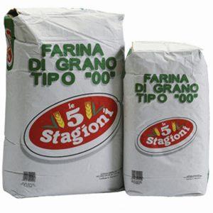 Farina Sacco Verde 25 Kg 5stagioni