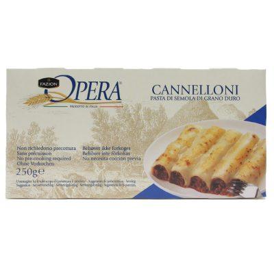 Cannelloni Opera 250g 12u Fazion