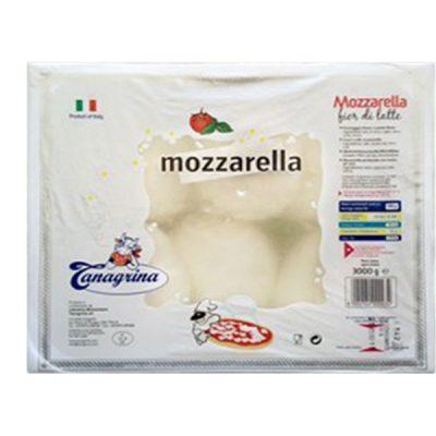 Boccone Di Mozzarella 500grx6 Uds (3kg) 1un Tan