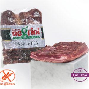 Pancetta Tesa Affumicata Mezza 1,5 X 2 U