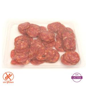 Salame Pepperoni Affetato 250 Gr X 5 Ud
