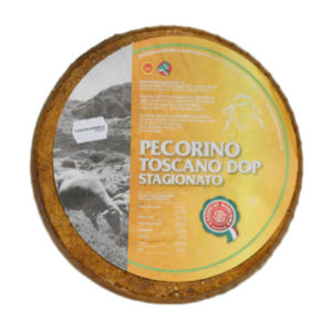 Pecorino Toscano Dop 2kg X 2ud Cas.maremma