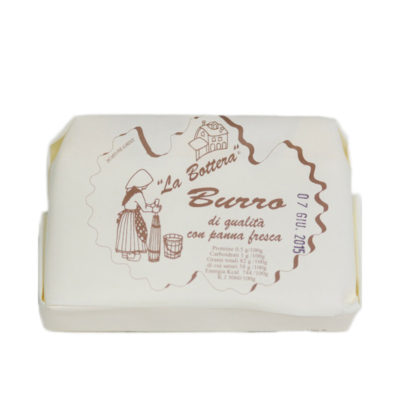 Burro La Bottera 10ud X 125gr