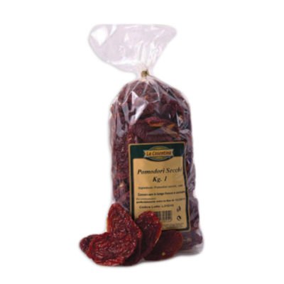 Pomodorini Secchi 1 Kg X 6 Ud Cosentina