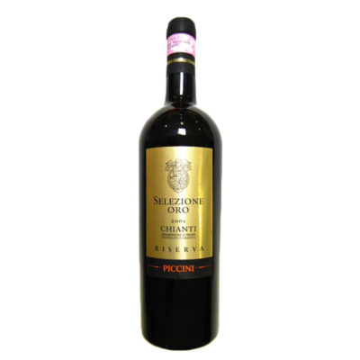 Chianti Riserva Piccini Doc Oro 0,75×6
