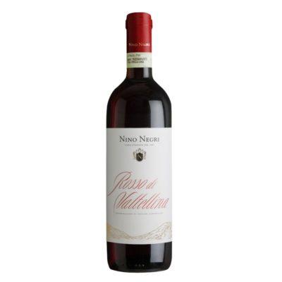 Rosso Valtellina Doc 0,75l X 6ud Nino Negri