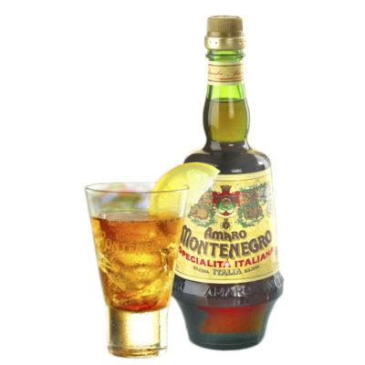 Amaro 23 Montenegro 70cl 23% X 6ud