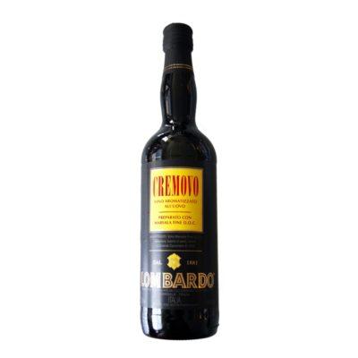 Cremovo Vino Aromatizzato 0,75 L 6u Lombardo