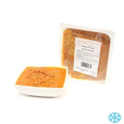 Salsa Bolognese Jamon/mortade 500g X 5ud Negrini
