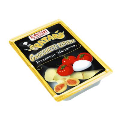 Gnocchi Rip Mozzar/pomod 0,4kg 12u Pasta