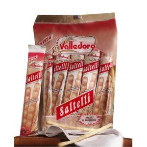 Grissini Saltelli 18gx13 12u Valledoro