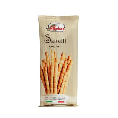 Grissini Saltelli 100 Gr X 26 Uds Valled
