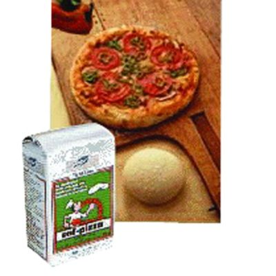 Lievito Secco Saff Pizza 0,125kg 36u
