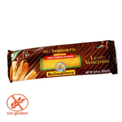 Spaghetti Sin Gluten 250 Gr X 24u Veneziane
