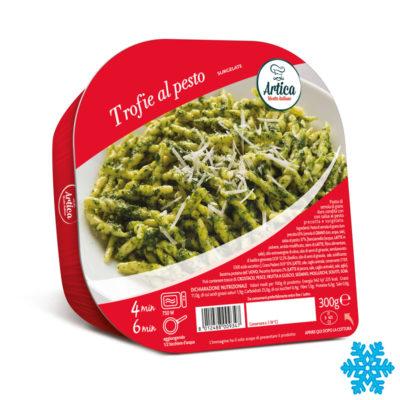 Trofie Al Pesto 0,3kg 5ud Gea