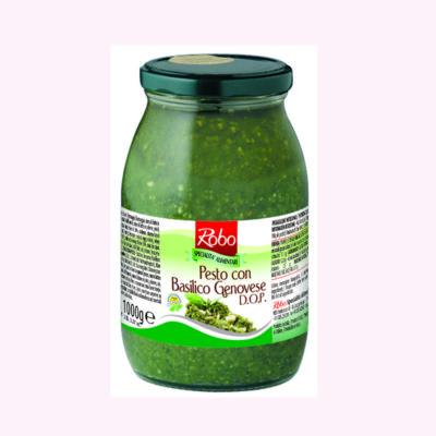 Pesto Genovese D.o.p 1kg 6u Robo