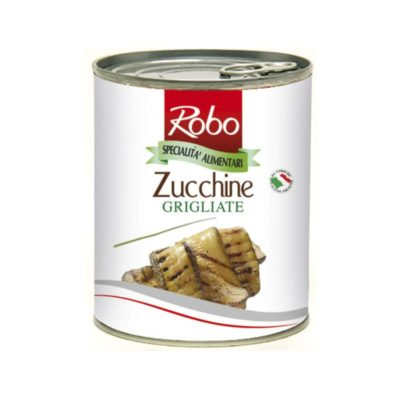 Zucchine Grigliate 850 G X 6 Robo