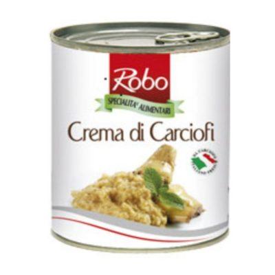 Crema Carciofi 800 Gr X 6 Uds Robo