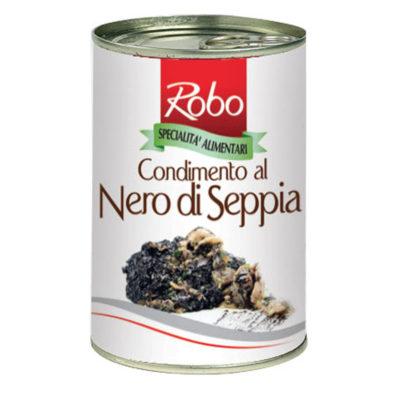 Condimen Nero Di Seppia 425 Gr X 6 U Robo