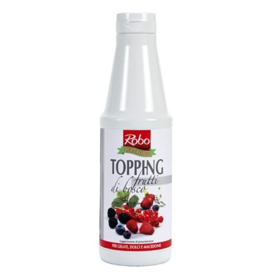 Topping Frutti Di Bosco 1kg 6u Robo