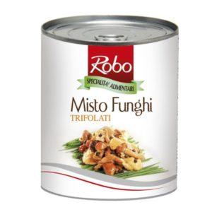 Misto Funghi Trifolati 850gr X 6 U Robo