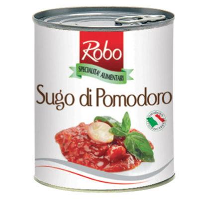 Sugo Al Pomodoro All Olio Oliva 800 Gx6