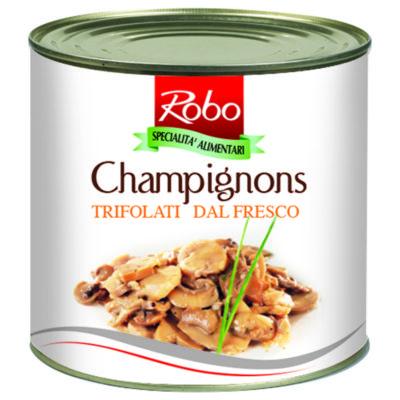Funghi Champ Trifol 2,45 Kx 6 Ud Robo