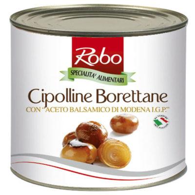 Cipolline Bor Aceto 2,6 Kx6 Ud Robo