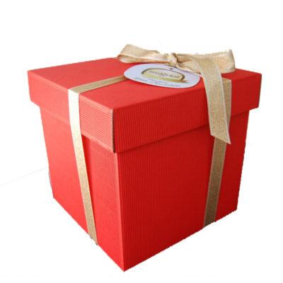 Gran Panettone(caja Roja) 1kgr X 6und Negrini