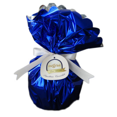 Panettone Cioccolato (saco Azul) 0,75kg  X12 Und