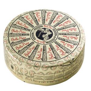 Gorgonzola Bollo Nero 1/2 1un X 6kg