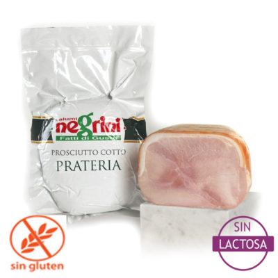 Prosciutto Cotto Prateria 2 Ud X 9 Kg Aprox.