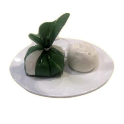Burrata C/foglie Senza Ciuffo250grx4ud(2 Bandejas)