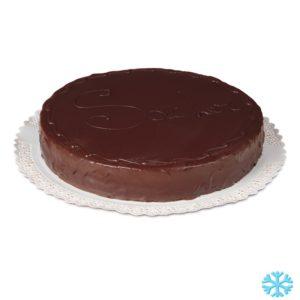 Torta Sacher 1kg X 1und