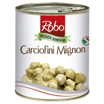 Carciofi Mignon 760g X 6und