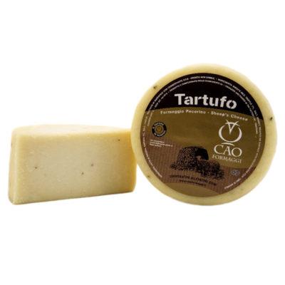 Pecorino Al Tartufo 2kgr X 1unid (rueda) Cao